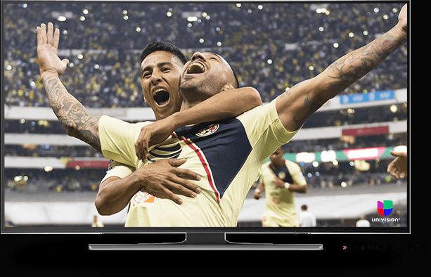 Ver Fútbol con Liga MX per Univision - Chicago, IL - Nezell Co. - Distribuidor autorizado de DISH
